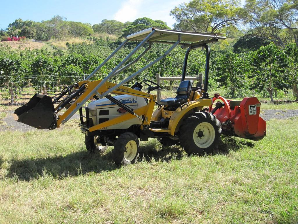 CubCadet Tractor